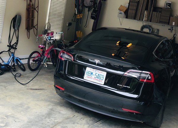 Car Charger Installation in Newton, NC (1)