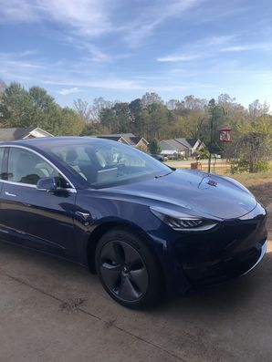 Install New 60 Amp circuit for Tesla Charging Station in Hickory, NC (1)