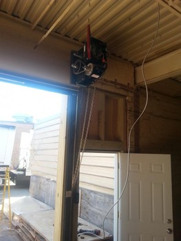 Wiring Garage Door Opener in Newton, NC