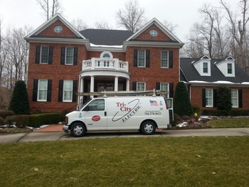 Residential Service Call in Hickory, NC