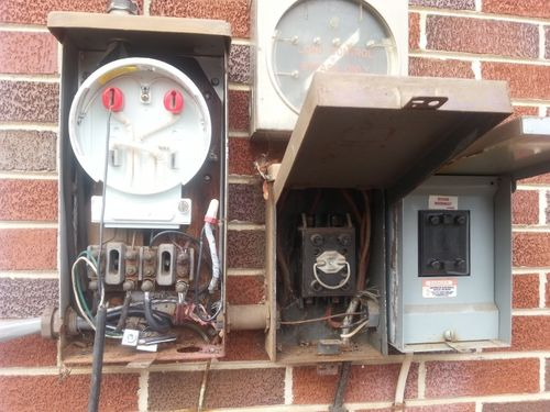Electric Panel upgrade in Hickory, NC