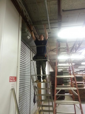 Electrical Work Completed by Tri-City Electric in Hickory, NC