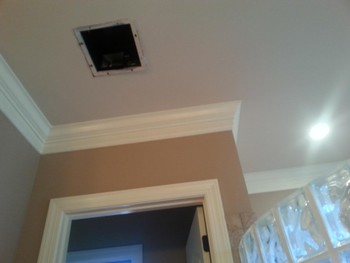 Install high performance bath fan in Rock Barn, NC