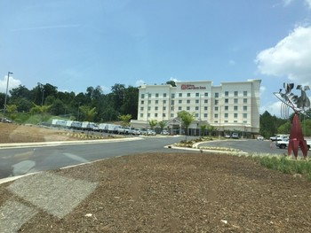 Commercial Electric at Hilton Garden Inn in Hickory, NC