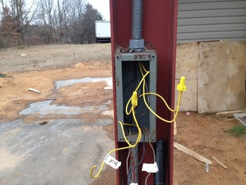 Troubleshooting Dust System at Direction Frames Newton, NC